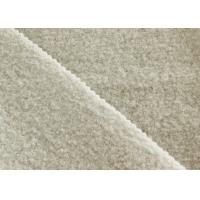 Wholesale Plain Pattern Knitting Boiled Wool Fabric Toronto Cream - Colored from china suppliers