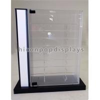 Quality Retail Shop Sunglasses Display Case Countertop Acrylic Glasses Display With Lock / Key for sale