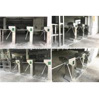 304 stainless steel RFID card reader barcode scanner tripod turnstile gates 12.jpg