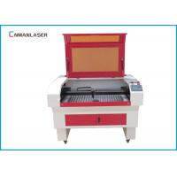Wholesale 0-30mm Wood Acrylic CO2 Laser Engraving Cutting Machine With RECI 80W Stepper Motor from china suppliers