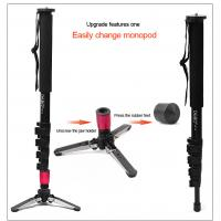 Wholesale New Alloy Camera Camcorder portable monopod MF-5 from china suppliers
