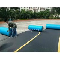 Recyclable Artificial Turf Shock Pad / Playground Underlayment 20Mm Thickness