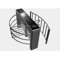 Wholesale Half Height Or Full Height Turnstiles Eletrical Entrance Waterproof Barrier Gate from china suppliers