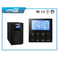 Wholesale Single Phase 220VAC Online UPS 6kVA 10kVA with Parallel Redundancy Function from china suppliers