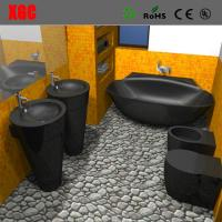 Wholesale Top Quality Carbon Fiber Bathroom Set from china suppliers