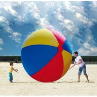 Wholesale 42'' PVC Outdoor Essential Products Large Beach Ball For Amusement Park from china suppliers