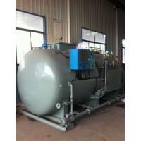 Wholesale MBR Marine Sewage Treatment Equipment/Marine Wastewater Treatment Plant from china suppliers