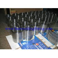 Wholesale 304 Stainless Steel Spiral Wound Gasket Flat Ring Gasket Custom Made from china suppliers