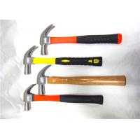 Wholesale 27 mm Industrial / Household Claw Hammer Tool With Wooden And Plastic Handle from china suppliers