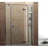 Buy cheap Simple Glass Shower Screen/ Door from wholesalers