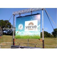 Wholesale P10 Meanwell Energy Flexible Led Display Panels Video Wall IP65 from china suppliers