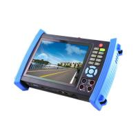 Wholesale Digital Multimeter CCTV Tester , 7'' HD SDI Visual Fault Locator TDR Cable Tester from china suppliers