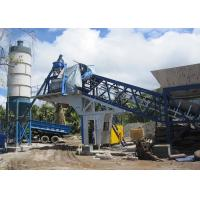 Wholesale 25m3/H Compact Mini Mobile Concrete Plant Environment Friendly CE ISO Approval from china suppliers