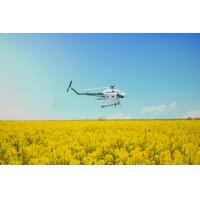 Wholesale Low Cost Crop Spraying Drones Gasoline Powered System Helicopter UAV Farming from china suppliers