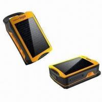 Wholesale Portable GPS Tracker, Solar Charged, with 2-way Communication, Used for Patrolling Policeman from china suppliers