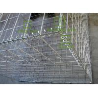 China factory supply cheap and high quality PVC gabion box, gabion wire mesh, Reno Mattress