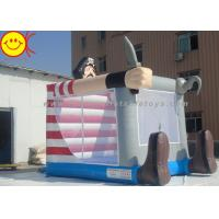 Wholesale Lovely Commercial Inflatable Bouncers Pirate With Knife For Outdoor Castle from china suppliers