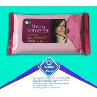 Buy cheap Make up Remover Wipes from wholesalers