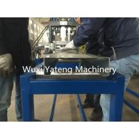Wholesale Online Hydraulic Punching C Purlin Roll Forming Machine , Steel Roll Forming Machine 15KW Power from china suppliers