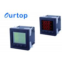 China Muliti Function Electronic Electricity Meter For Energy Calculation / Data Display Transmission on sale