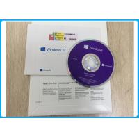 Wholesale Win10 Microsoft Windows 10 Pro Software 64bit OEM Pack , Windows 10 Product Key Code from china suppliers