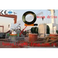 China WE17-104-BH-R  slew drive,worm drive on sale