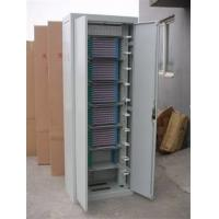 Wholesale 96 core 144 core 288 core ODF Fiber Optic Distribution Box With 19 Inch Network Cabinet from china suppliers