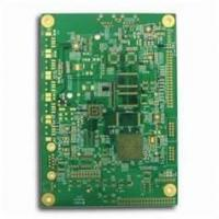 Wholesale Green Custom 8 Layers 0.7mm HAL Automobile / Electronics Printed Multilayer Pcb Board from china suppliers