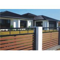 Wholesale Wood Plastic Composite Fences Board For Yard Project Decoration from china suppliers