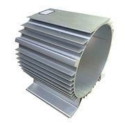 Wholesale Sliver or black  etc; Aluminum heatsinks, customized and OEM/ODM orders are accepted from china suppliers
