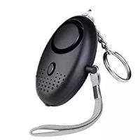Buy cheap 120DB SOS Emergency Self-Defense Security Alarm with LED Light for Women Girls Elderly Safety from wholesalers