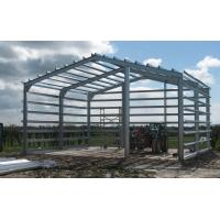Wholesale H Section Lightweight Steel Frame Building  Fire Proof For Column / Beam from china suppliers