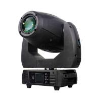 Wholesale Light Weight Stylish MINI Housing 250 Watt LED Moving Head Spot IP20 DMX -512 With Rotating Gobo from china suppliers