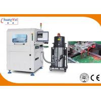 Buy cheap Automatic Tool Change PCB Depaneling PCB Router With Cutting Stress Feedback from wholesalers