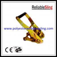 Wholesale High Safety EN12195 Ratchet Buckle for heavy duty lashing straps from china suppliers
