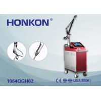 Wholesale HONKON 1064 Nm 532Nm 2000mj Q Switch Nd YAG Laser Tattoo Removal Pigment Removal Machine from china suppliers