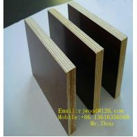 Wholesale Construction Phenolic Film Faced Plywood Marine Water Proof from china suppliers