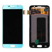 Wholesale For OEM Samsung Galaxy S6 SM-G920/G920A/G920P/G920R4/G920T/G920F LCD Screen and Digitizer Assembly - Blue - Grade A+ from china suppliers