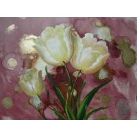 Wholesale Flower Oil Painting (136) from china suppliers