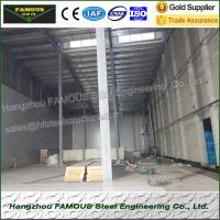Quality Insulated Embossed Aluminum Polyurethane Sandwich Panel 200mm Cold Room for sale