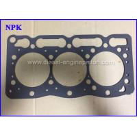 Quality Metal / ASB Isuzu Engine Parts Repair Kit  3LD1 8-97045393-5 Cylinder Head Gasket In Stock for sale