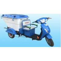 Wholesale Electric Delivery Tricycle Garbage Collection Trucks With 15 Tube Controller from china suppliers