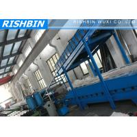 Wholesale Rubber Belt Continuous PU Sandwich Panel Production Line for PU Sandwich Panels from china suppliers