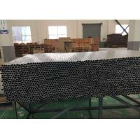 China Precision Round Aluminum Tubing 3003 H111 For Heat Exchanger Cooling System on sale