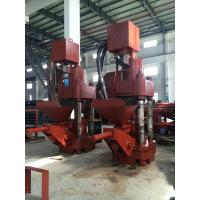 Wholesale Vertical Manual Control Metal Briquetting Press Compress Metal Scrap Iron from china suppliers