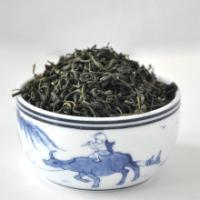 Wholesale Zhejiang Organic Handmade Pure Mild Leave Roasted Green Tea 41022 from china suppliers