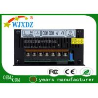 Quality Full Range AC Input Industrial 40A 12V Centralized Power Supply Security Monitor for sale