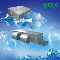 Wholesale Ceiling concealed duct fan coil unit with DC motor-3.5RT from china suppliers
