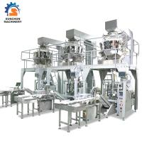 Wholesale Vertical Form Fill Seal Packing Machine / Omron PLC Food Bag Former from china suppliers