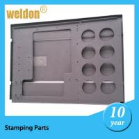 Wholesale Customized paint Sheet metal stamping parts with SECC , 304 316 Aluminum from china suppliers